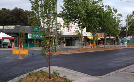 Shopping Centre Car Park Asphalting
